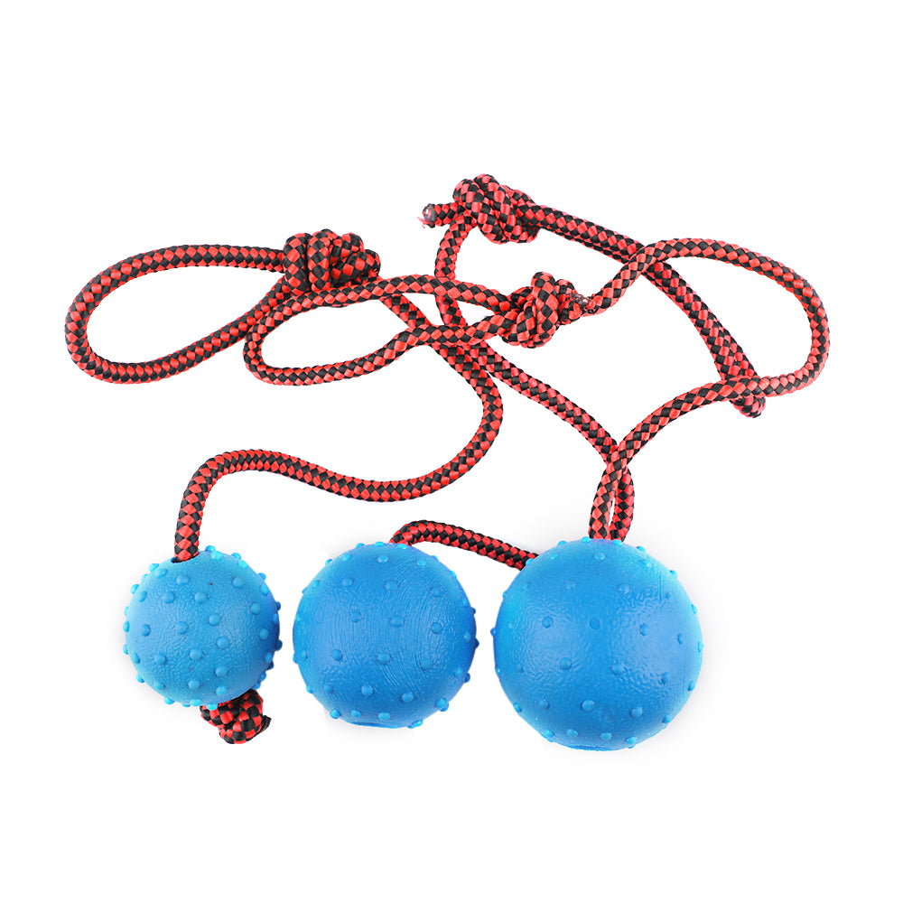 Ball and Rope Chew Toy