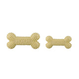 Bone-Shaped Rubber Chew Toy