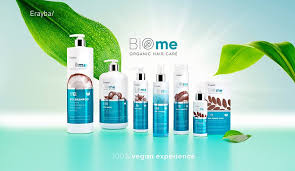 BIOme 100% Vegan Hair Care