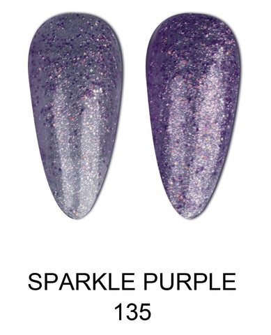 135 Summer Sparkle Purple Limited Edition