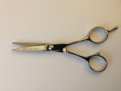 "Pizazz Razor Sharp: Available in sizes 5"", 6"" and 6.5"""