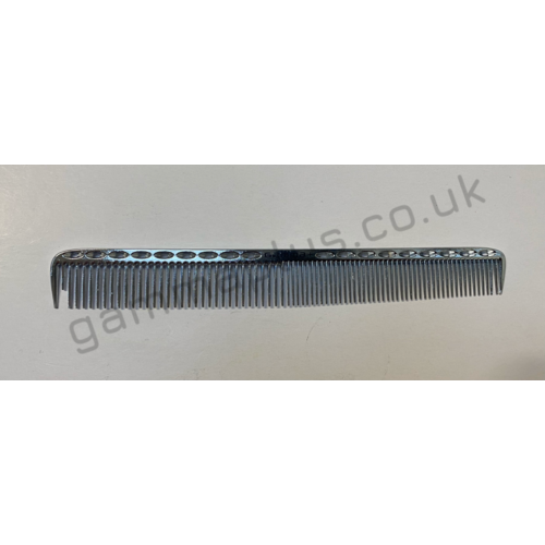 Gamma+ 210 Metal Cutting Comb - Chrome
