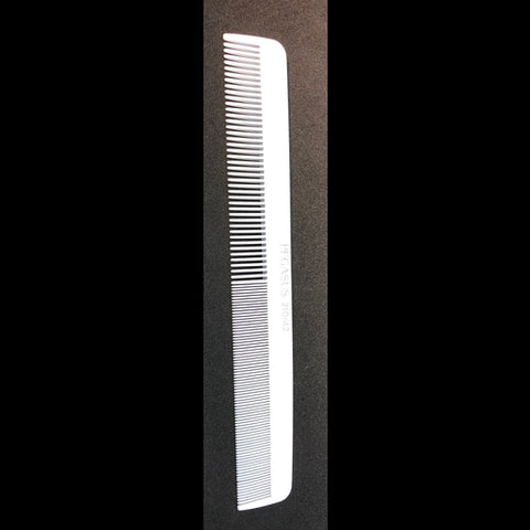 210/42 Cutting Comb - White