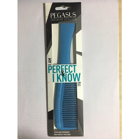 502/49 Styling Handle Comb - Blue