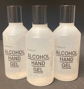 Alcohol Sanitiser Hand Gel x 3 AVAILABLE NOW