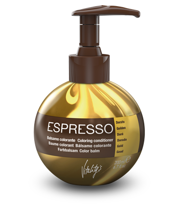Espresso Direct Hair Coloring Conditioner - Gold
