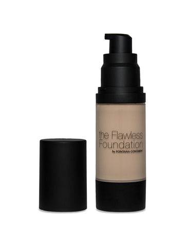 The Flawless Liquid Foundation 30ml - Shade 0