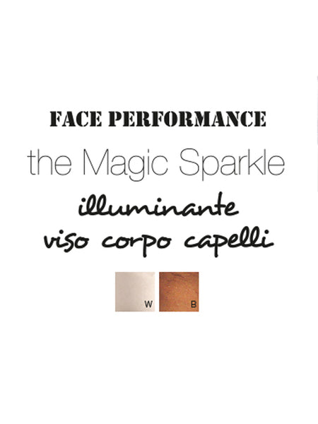 Magic Sparkle Glitter Illuminates Face, Body & Hair
