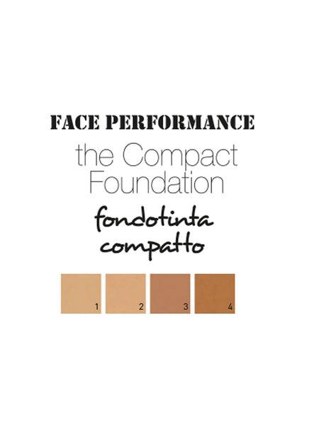 The Compact Foundation - Shade 0