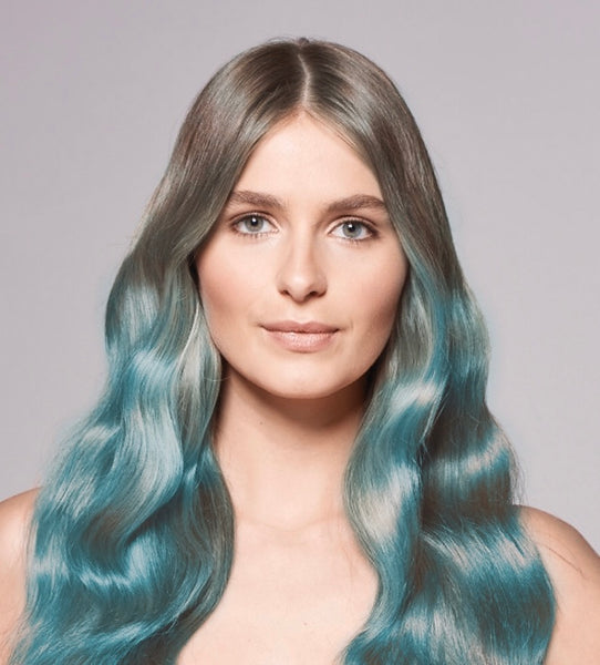 Colorsmash Teal Color Kissed Hairspray 125ml