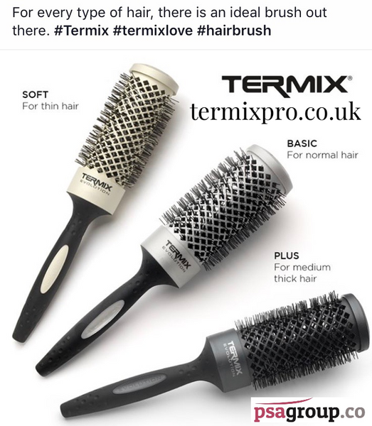 Termix Evolution Styling Brush 17mm