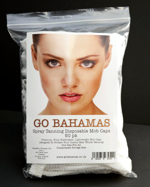 Go Bahamas Mob Caps (pack of 50)