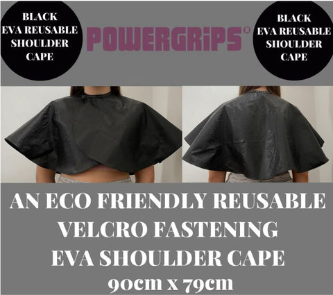 Powergrips EVA Reusable Shoulder Cape