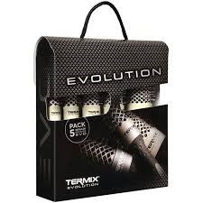 Termix Evolution Styling Brush Pack of 5 - Large