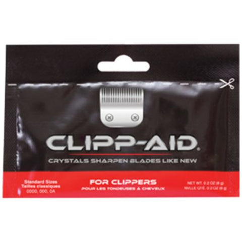 Clipp-Aid - Clipper Sharpening Crystals