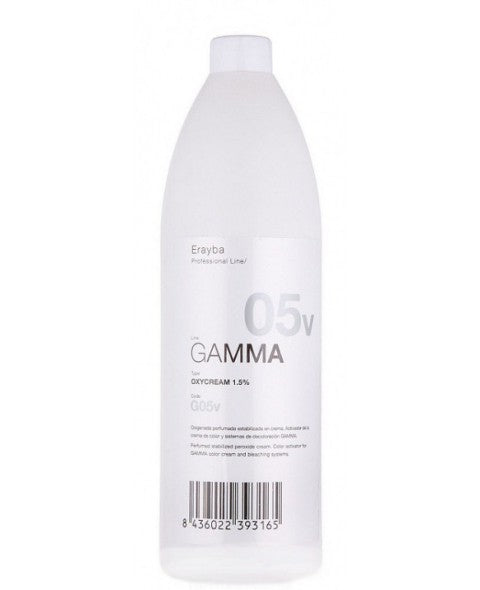 Gamma Oxycream 5vol 1.5% - 1000ml