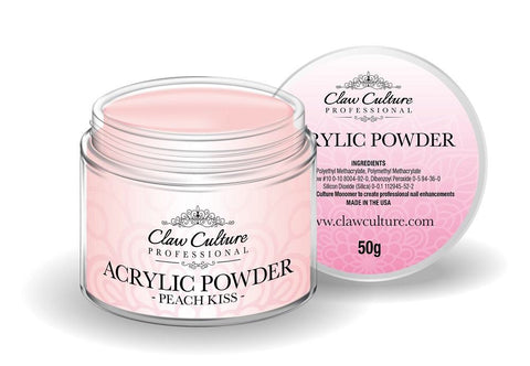 Acrylic Powder 50g - Peach Kiss