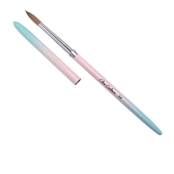 #8 Kolinsky Sable Acrylic Nail Sculpt Brush