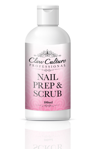 Nail Prep and Scrub 100ml