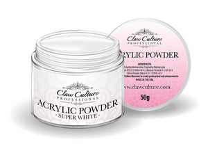 Acrylic Powder 50g - Super White