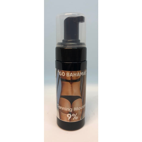 Go Bahamas Mousse 9% DHA 150ml