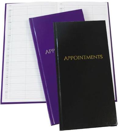 Quirepale Appointment Books