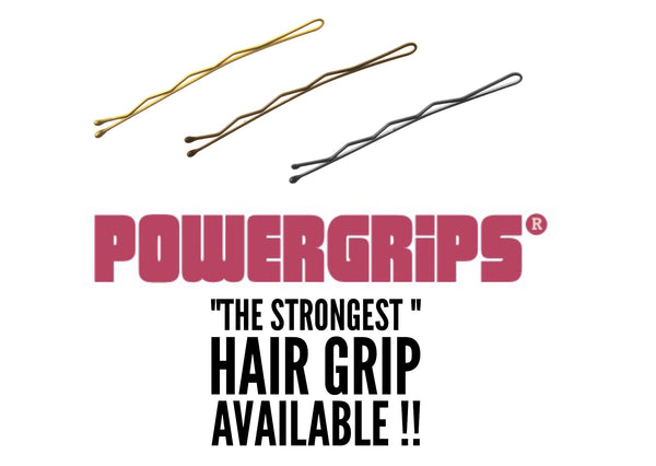 "2"" Blonde Waved Powergrips - 250 Pack"