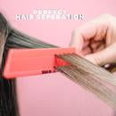Vellen Weave Tail Comb - Perfect for High Lights - Pink