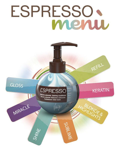Espresso Direct Hair Coloring Conditioner - Cappuccino