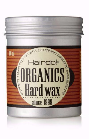 Hairdo! Organics Hard Wax 100ml
