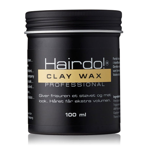 Hairdo! Clay Wax 100ml