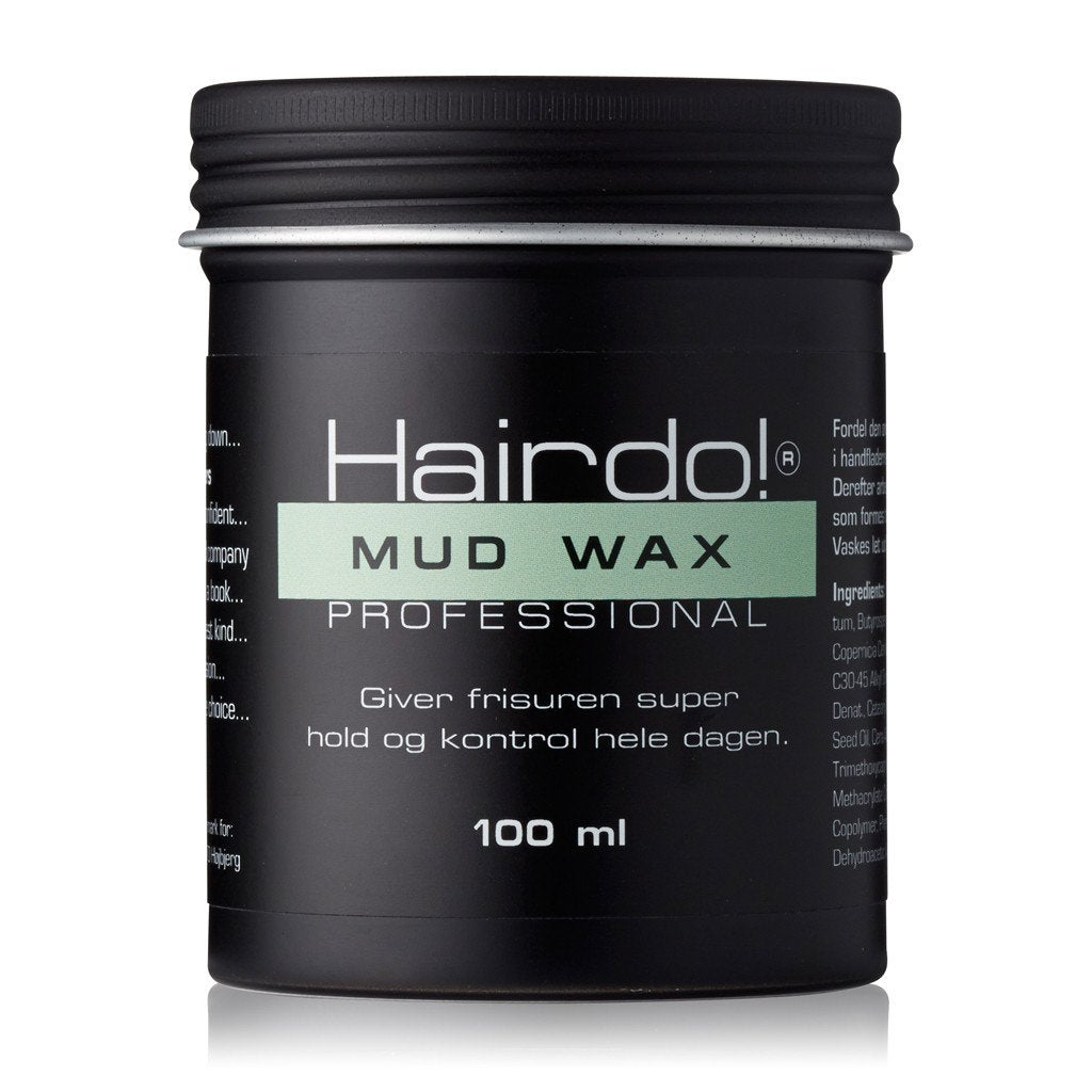 Hairdo! Mud Wax 100ml