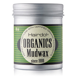 Hairdo! Organics Mud Wax 100ml