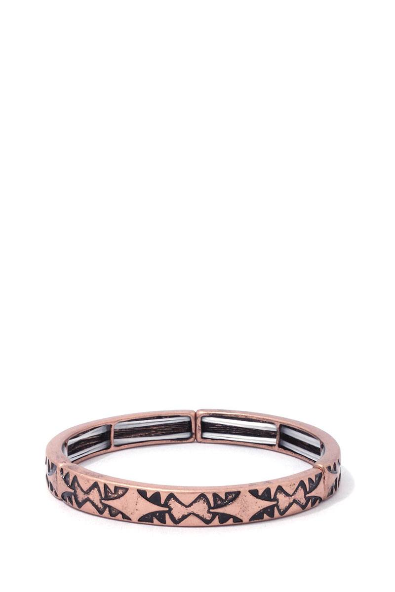 Metal Stretch Bracelet - crespo-cynergy