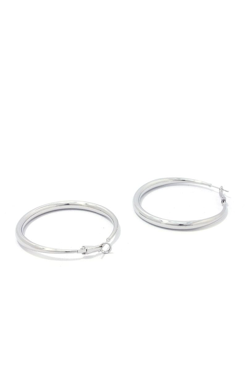 Metal Hoop Earring - crespo-cynergy