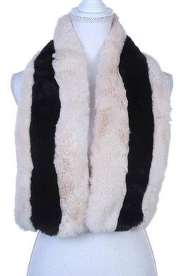 Two Tone Soft Oblong Scarf