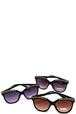 Modern Fashion Sleek Sunglasses
