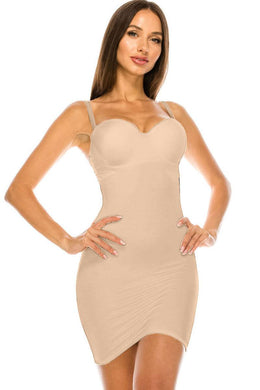 Microfiber Shape Wear Dress