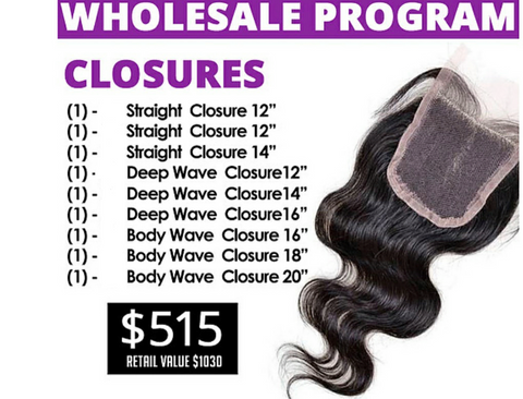Wholesale Package 4 - Hair Fetish Studio The Collection
