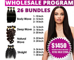 Wholesale Package 8 - Hair Fetish Studio The Collection