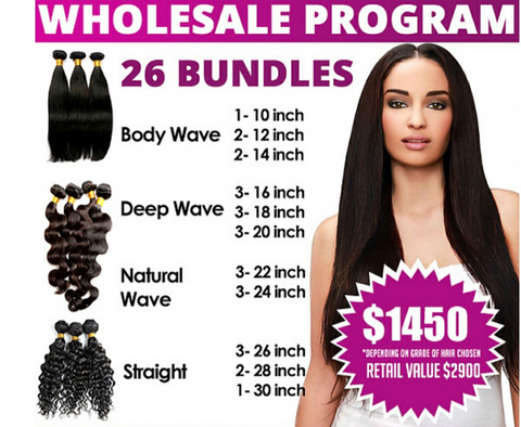 Wholesale Package 8