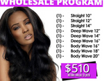 Wholesale package 3 - Hair Fetish Studio The Collection