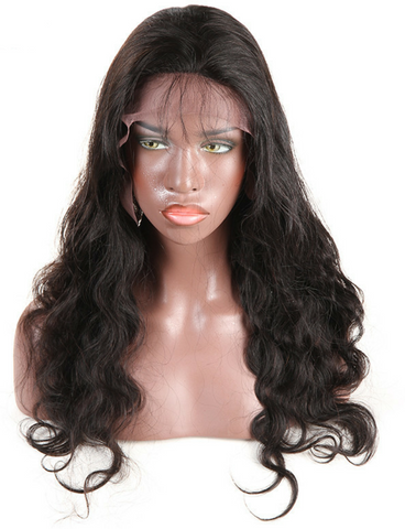 360 Body Wave Lace Wigs - Hair Fetish Studio The Collection