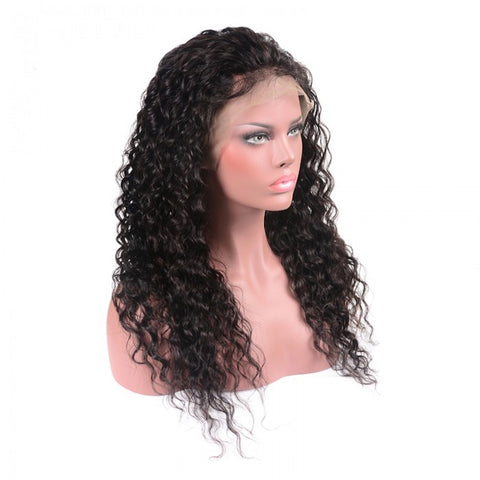 360 Water Wave Lace Wigs