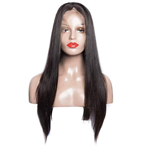 Diamond HD Straight Lace Frontal Wigs