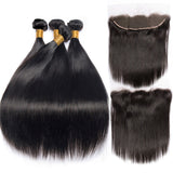 Brazilian 4 Bundle Deal W/Frontal