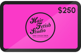 Hair Fetish Studio The Collection Gift Cards