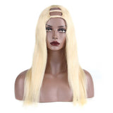613 Blonde U-Part Wigs - Hair Fetish Studio The Collection