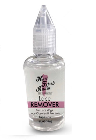 Wig Glue Remover - Hair Fetish Studio The Collection