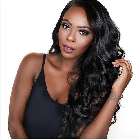 Diamond Transparent Lace Frontal Body Wave Wigs - Hair Fetish Studio The Collection